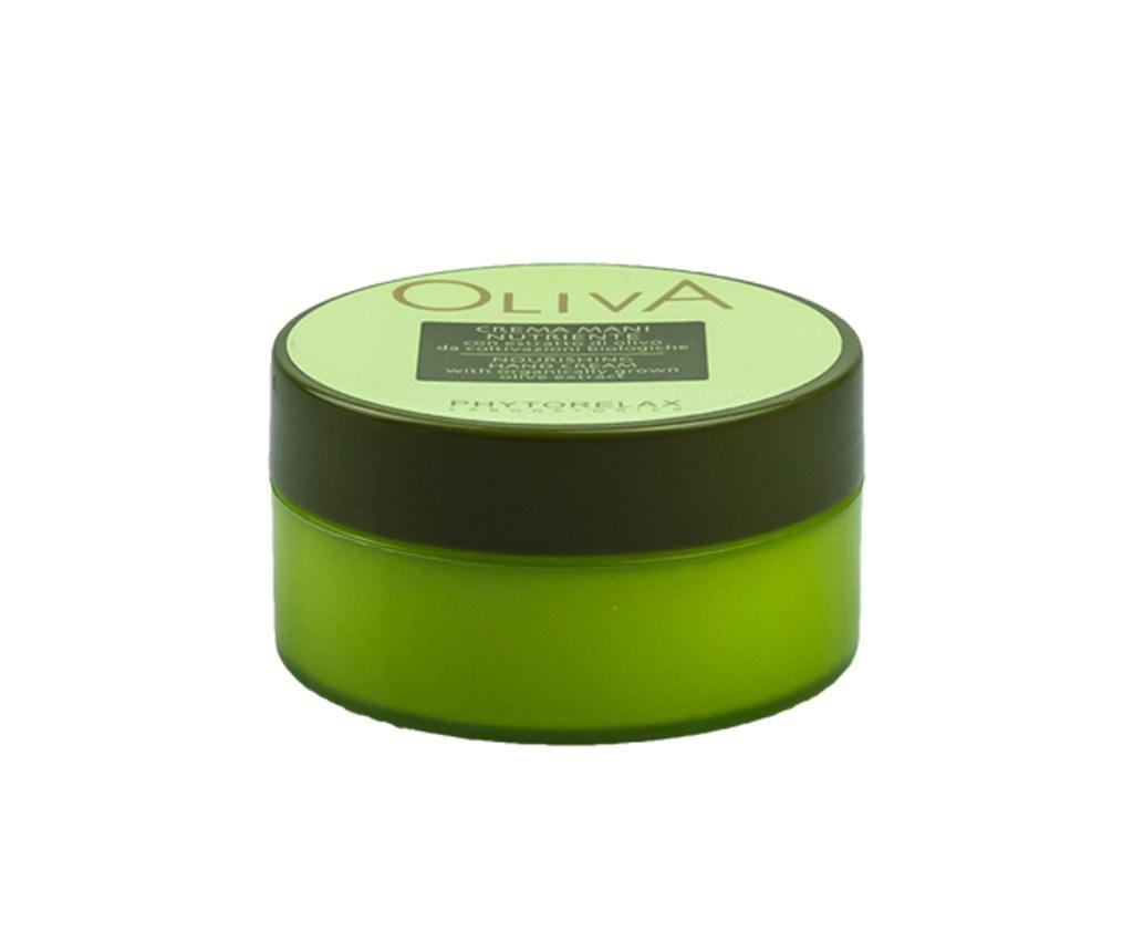 Crema pentru maini si unghii Nourishing Oliva 100 ml
