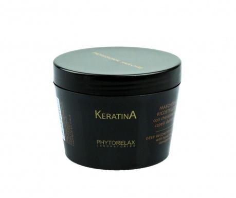 Възстановяваща маска за коса Keratina 200 мл