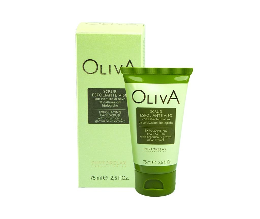 Crema exfolianta pentru fata Oliva 75 ml