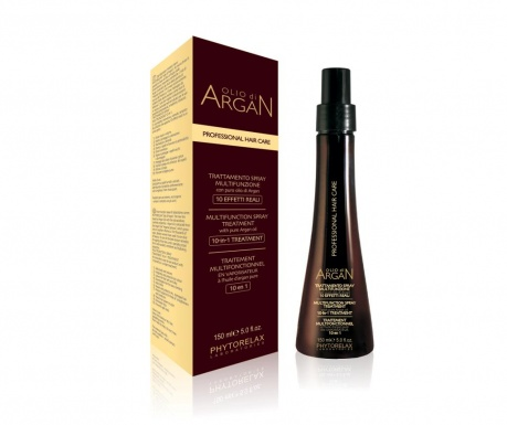 Spray tratament multifunctional pentru par 10in1 Argan Care 150 ml
