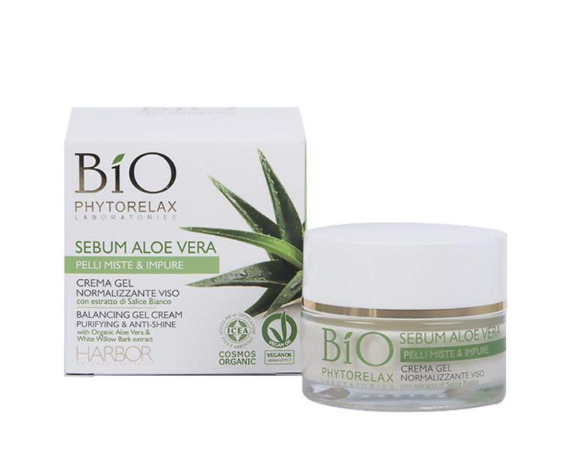 Anti sebum gel za lice Aloe Vera Sebum 50 ml