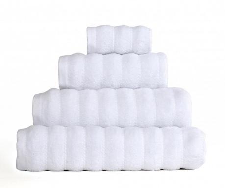 Ręcznik kąpielowy Frizz White 50x90 cm