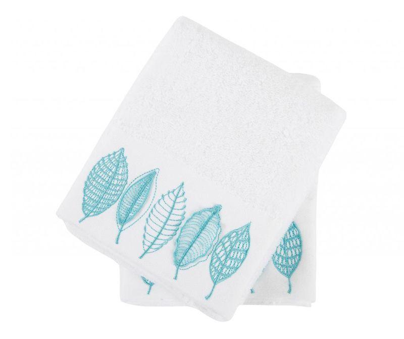 Sada 2 ručníků Empire White 50x90 cm