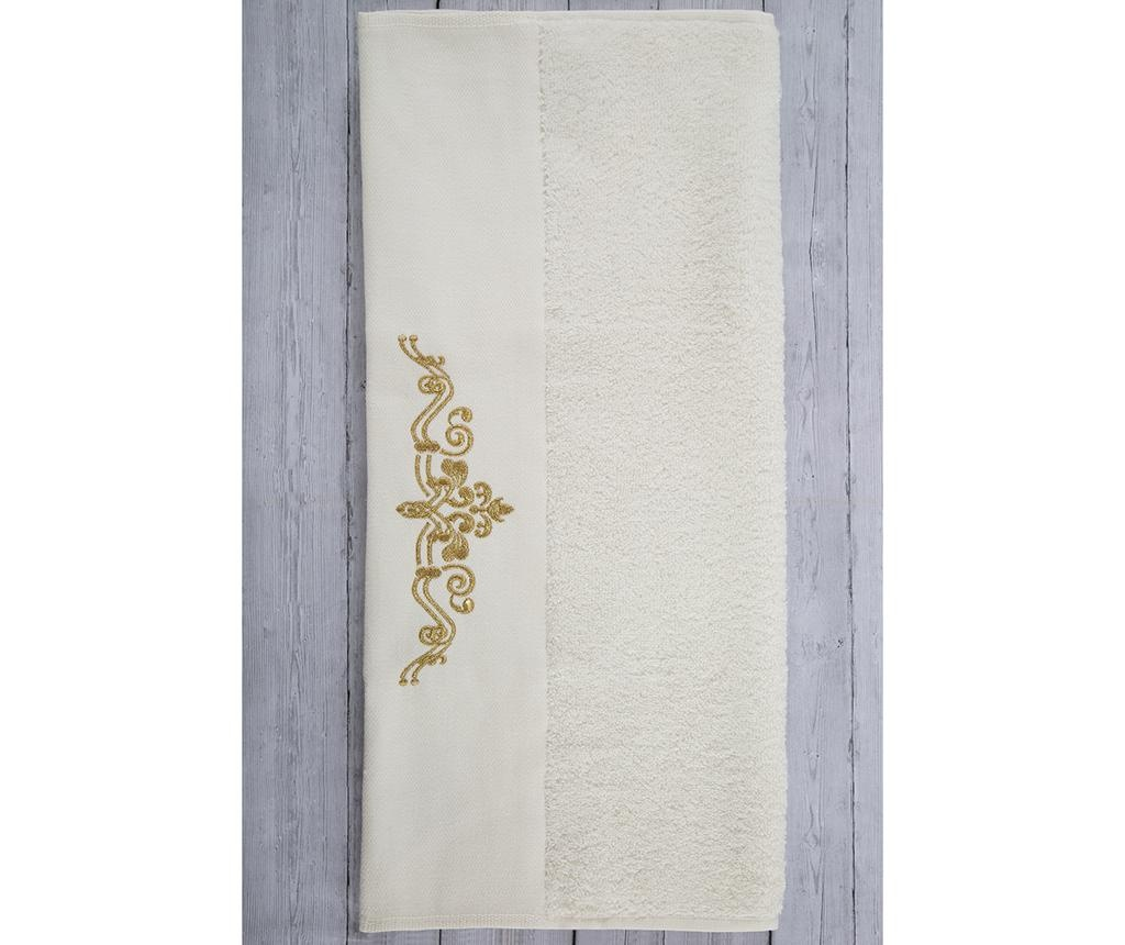 Sada 2 ručníků Dora Ecru 50x90 cm