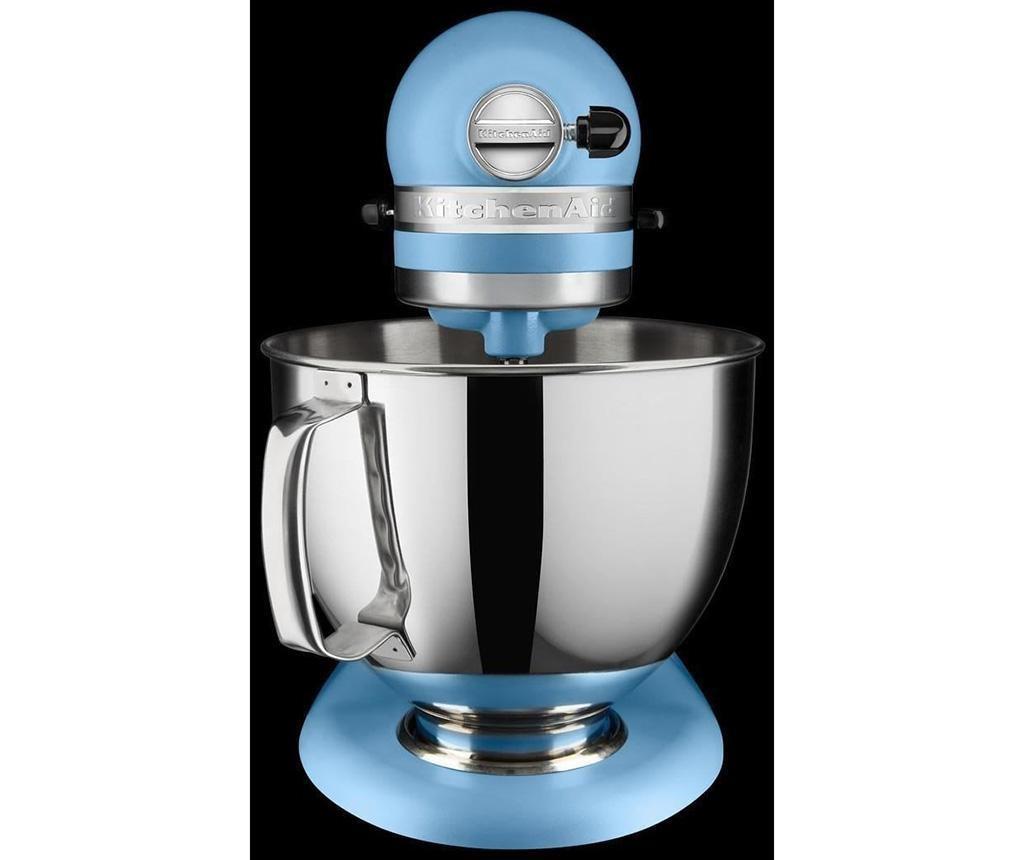 Mixer multifunctional cu bol KitchenAid Artisan Elegance Blue