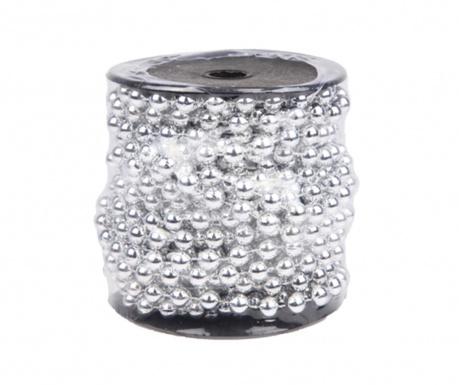 Ghirlanda Pearls Shiny Silver