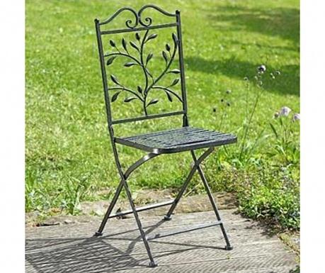 Skladacia exteriérová stolička Toscana