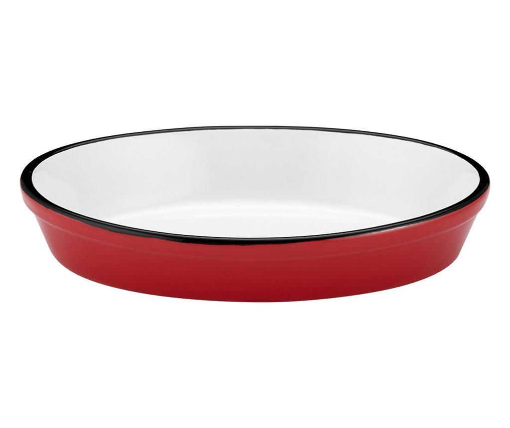 Naczynie do pieczenia Mason Oval Red
