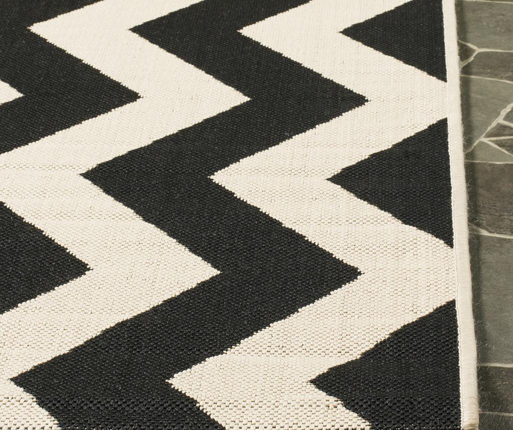 Dywan Amalfi Black Beige 120x180 cm