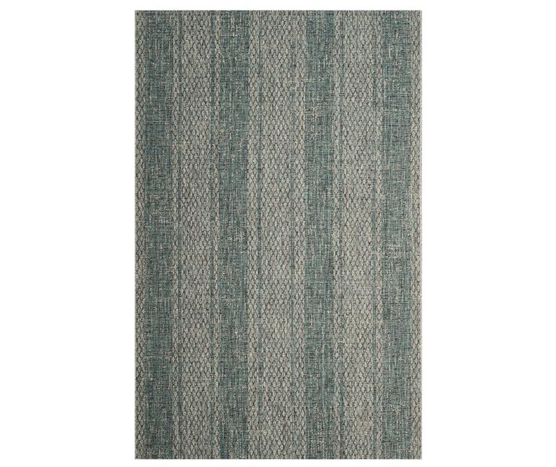 Tepih Rafal Grey Teal 90x150 cm