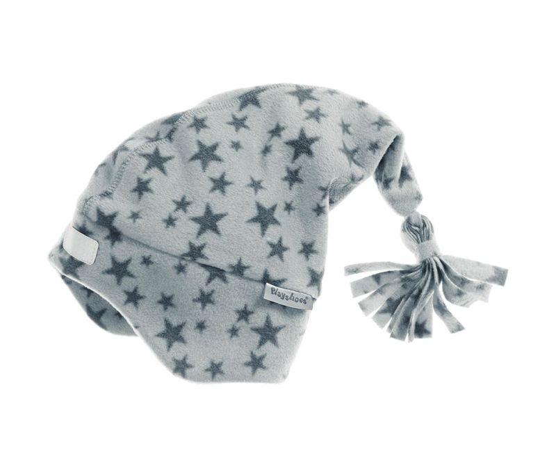 Otroška kapa Stars Grey 51 cm