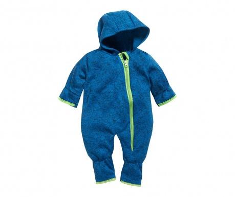 Salopeta copii Jake Blue 8 luni
