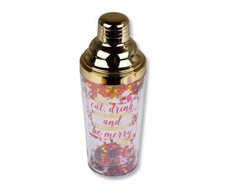 Shaker Drink And Be Merry 500 ml