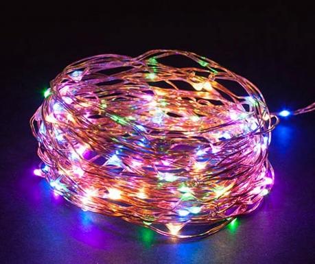 Svetlobna girlanda Micro Disco Multicolor