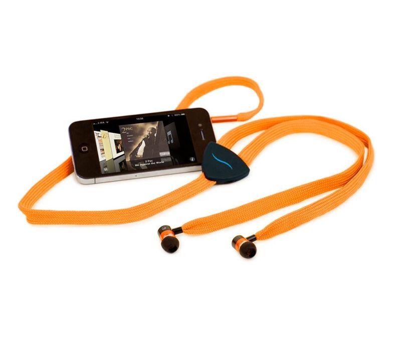 Sluchátka hi-String Orange