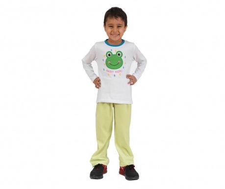 Sada detské tričko a nohavice Rain Kero Green