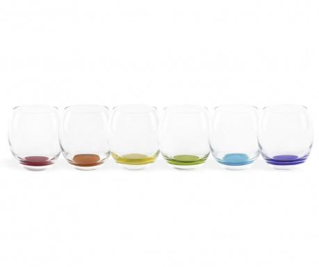 Sada 6 pohárov Granada 405 ml