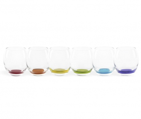 Zestaw 6 szklanek Granada 405 ml
