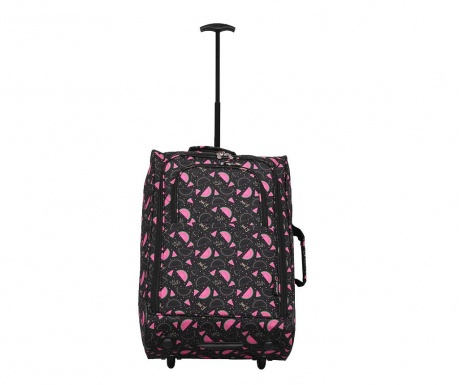 Cestovní kufr na kolečkách Bolla Black Watermellon 42 L