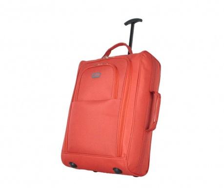Cestovní kufr na kolečkách Bolla Orange 42 L