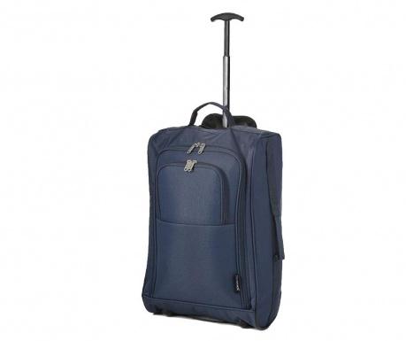 Cestovní kufr na kolečkách Valencia Navy 42 L