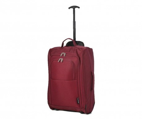 Cestovní kufr na kolečkách Valencia Wine 42 L