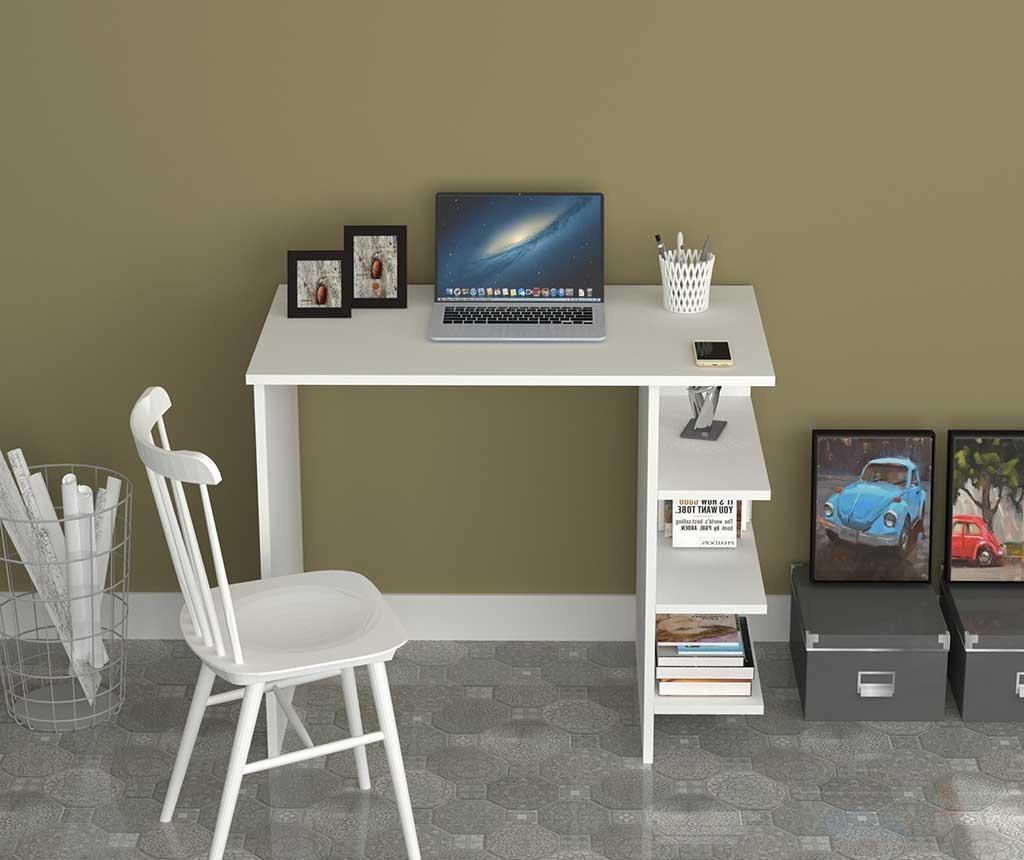 Pisalna miza Delta White