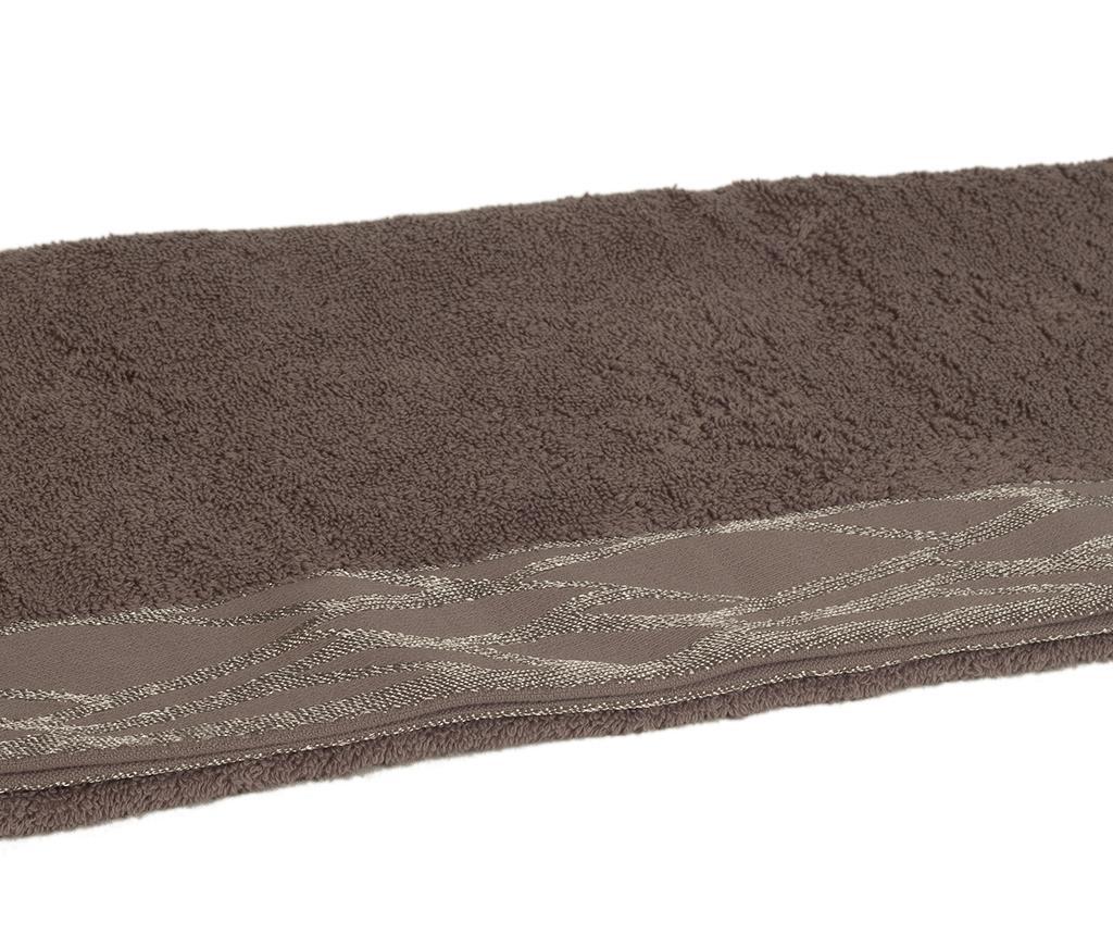 Prosop de baie Mira Grey 50x90 cm
