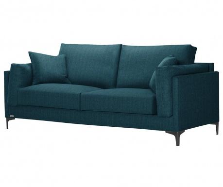 Kanapa trzyosobowa Desire Turquoise