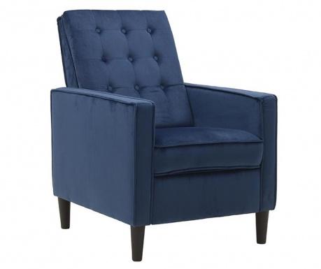 Fotel z funkcją relaks Noelani Blue