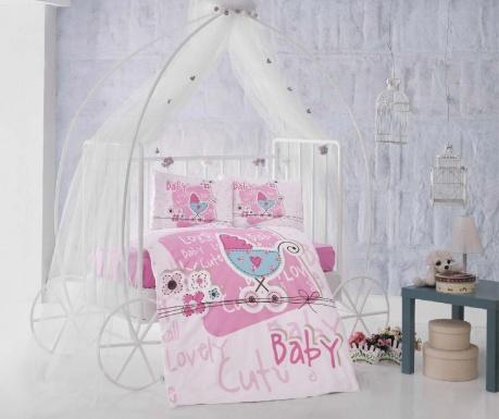 Bielizeň pre detskú postieľku Ranforce Lovley Baby