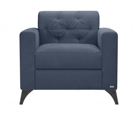 Fotel Vanity Blue