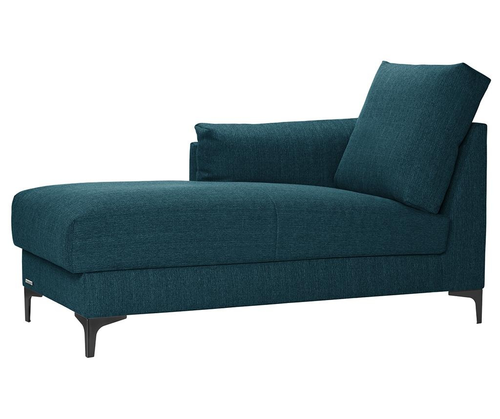 Lijeva ležaljka za dnevni boravak Desire Turquoise
