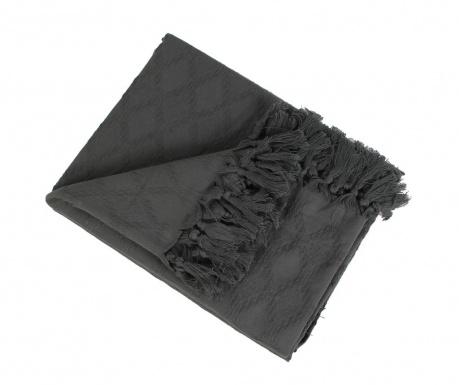 Κουβέρτα Pique Balera Anthracite