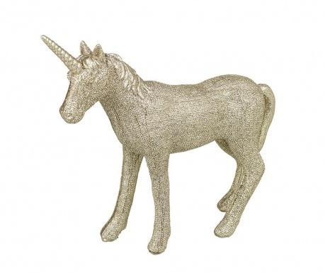 Dekoracija Golden Unicorn