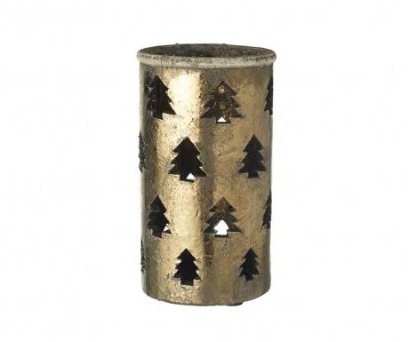 Świecznik Tree Pattern