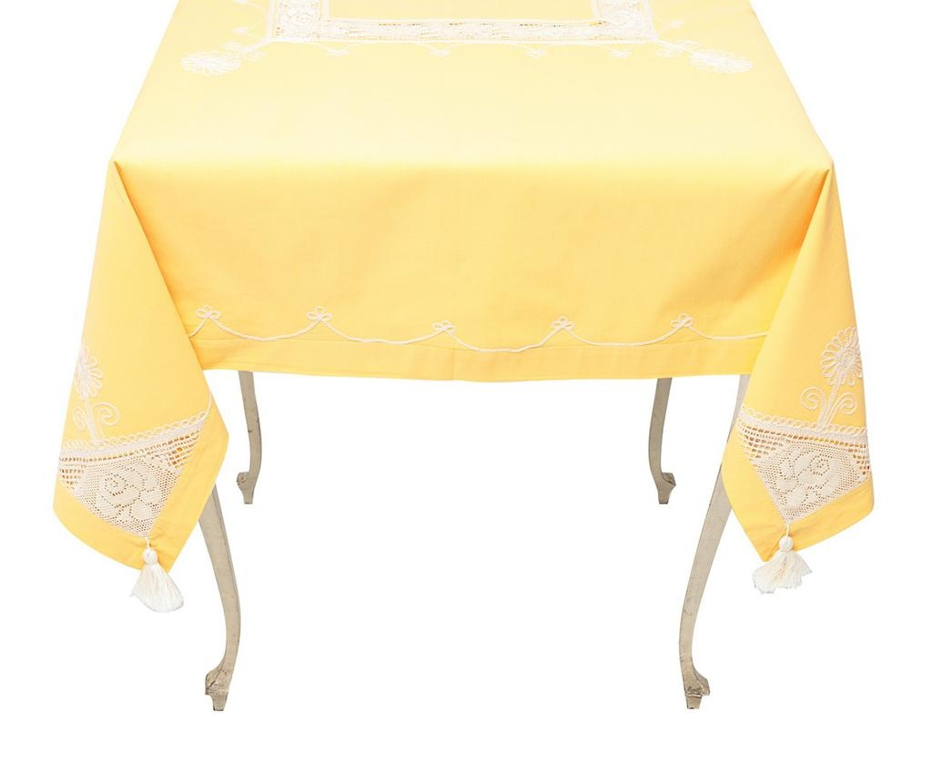 Obrus Moselle Yellow 140x240 cm