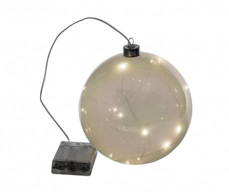 Φωτεινό διακοσμητικό White Globe