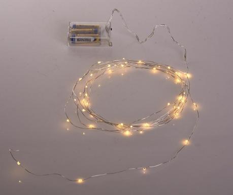 Φωτεινή γιρλάντα Wire Warm