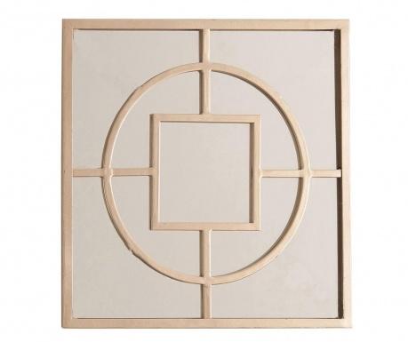 Dekorácia so zrkadlom Futura Square