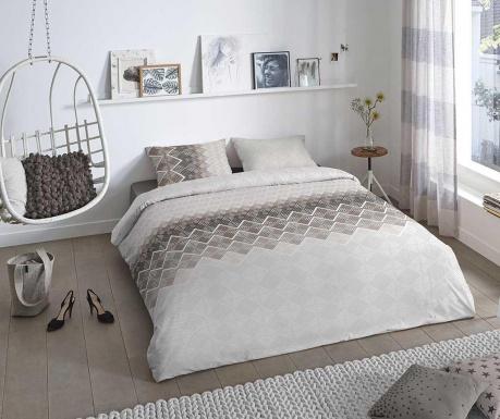 Zestaw na łóżko Double Abigale Taupe