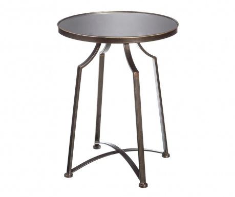 Margot Dark Grey Asztalka S