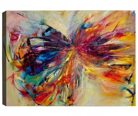 Obraz Stretched Butterfly 40x60  cm
