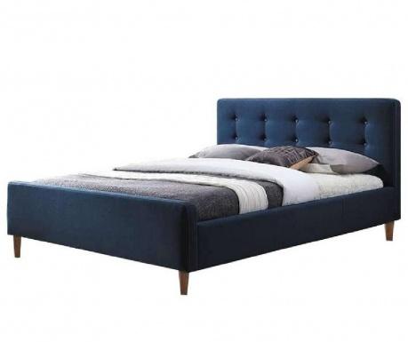 Łóżko Bevan Blue