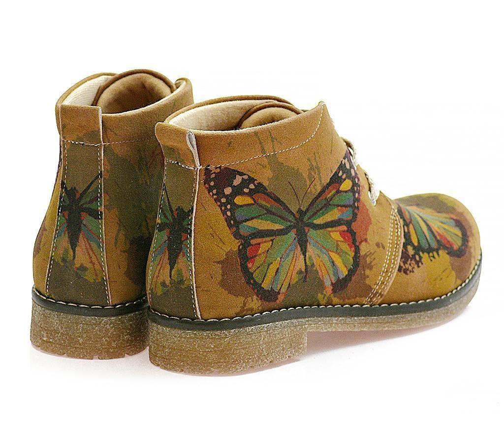 Ženski gležnarji Laced Butterfly 37