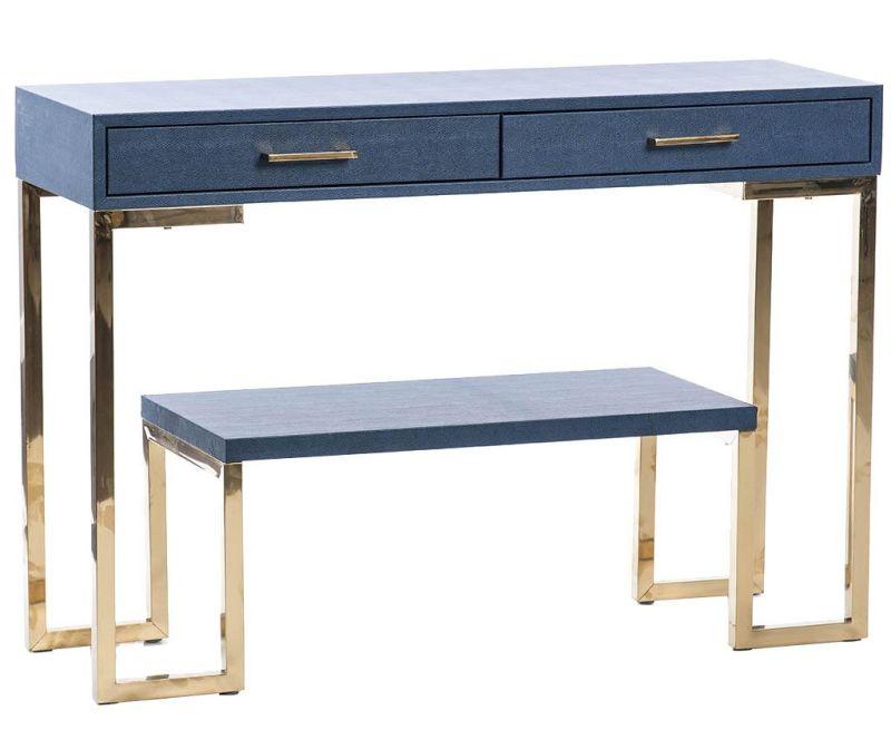 Konzolna miza Milo Blue