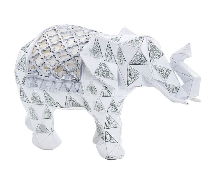 Dekorácia Elephant Grey