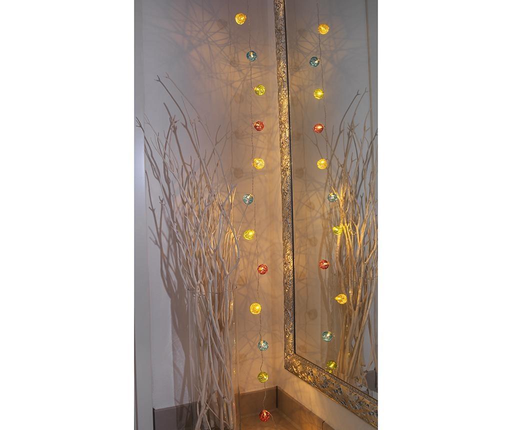 Ghirlanda luminoasa Sadrien 255 cm