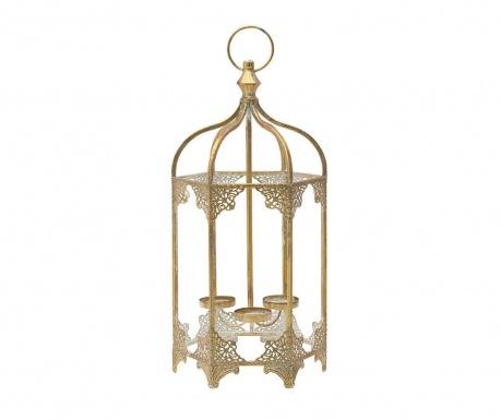 Bird Cage Gyertyatartó