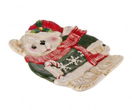Patera dekoracyjna Teddy